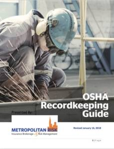 OSHA Reporting Guide for 2018