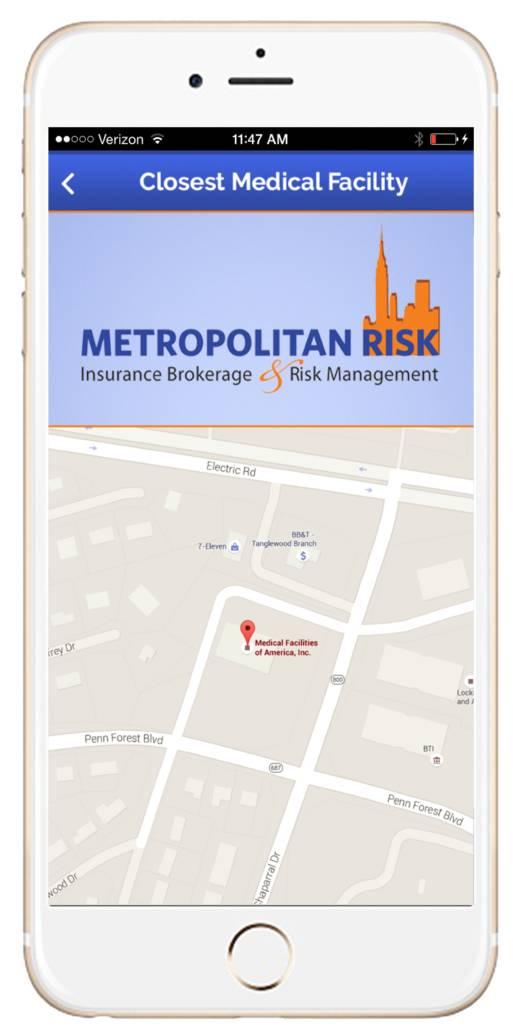 Medical Locator App